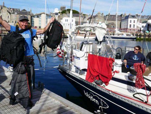 Cosa portare in barca a vela