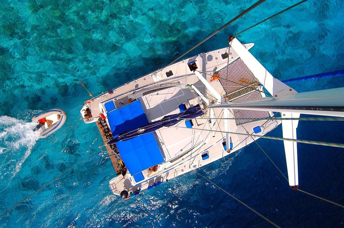 Stabilità e confort dei catamarani