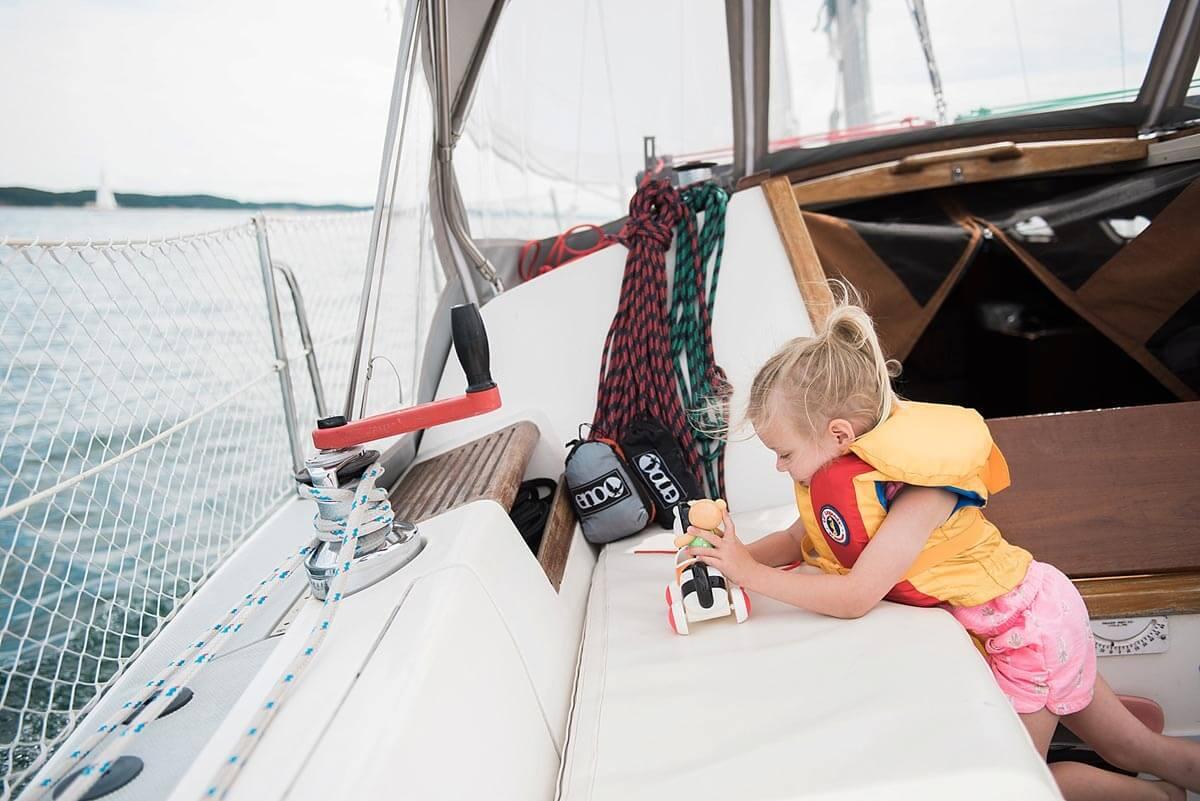 Vacanze in barca a vela con bambini