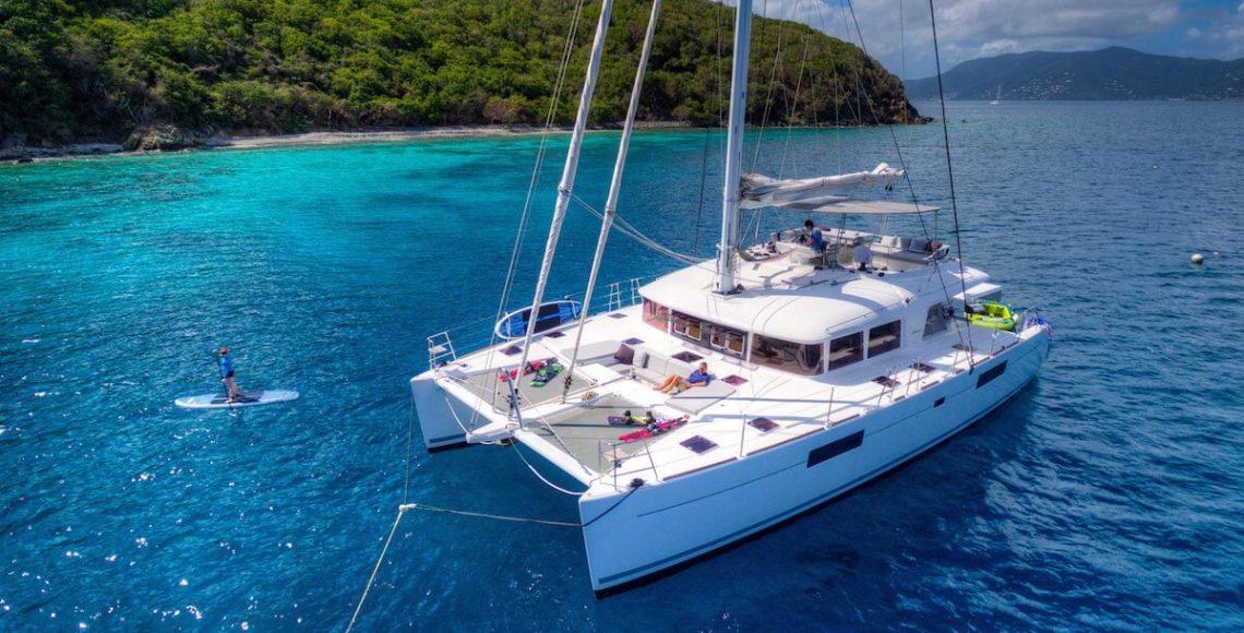 Vacanze in catamarano nel mediterraneo