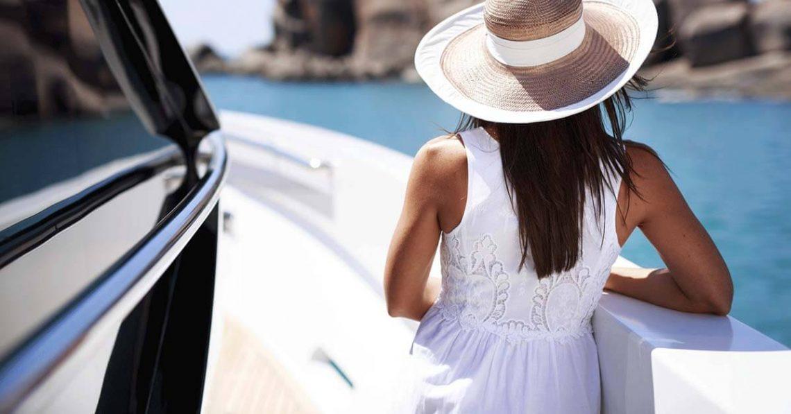 Come vestire Chic in Barca