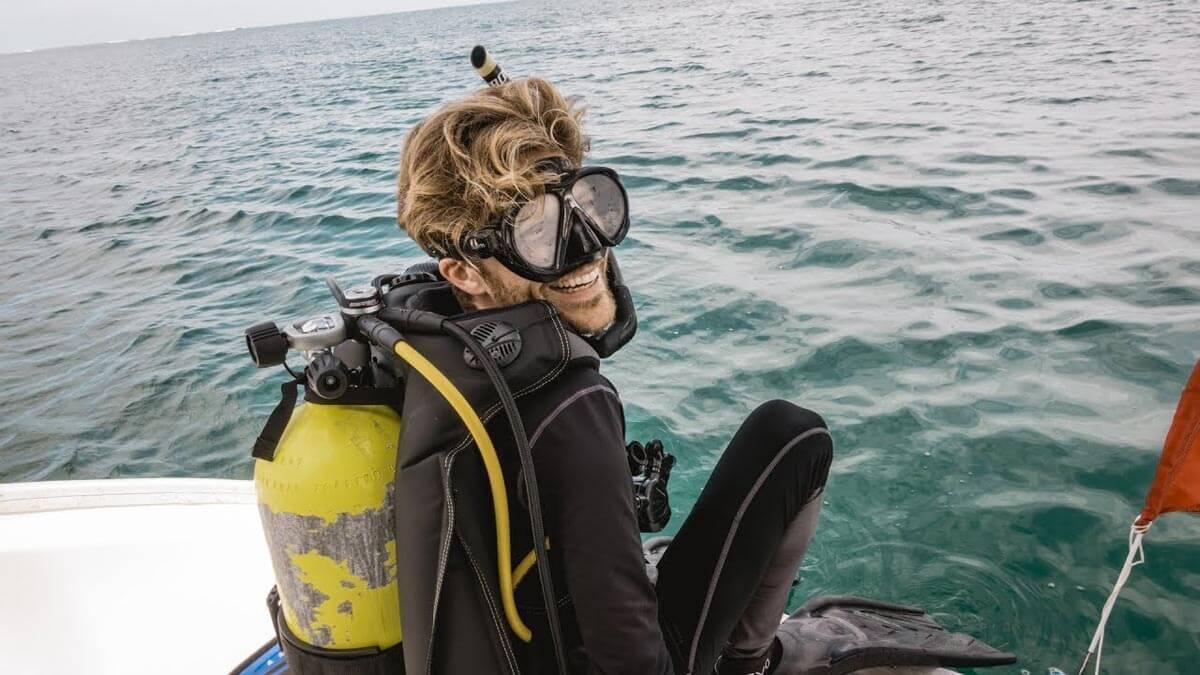 Scuba per immersioni