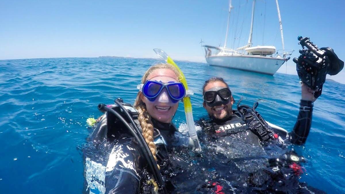 Sicurezza nelle immersioni subacquee