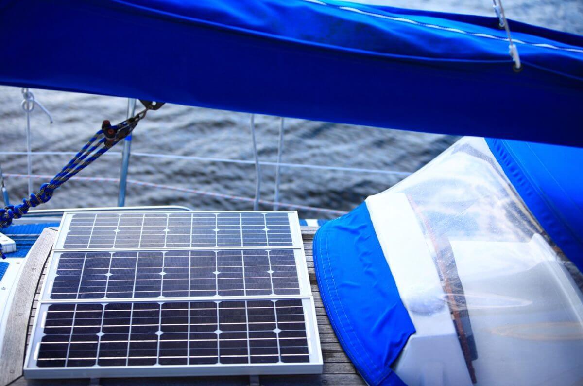 Energia barca a vela