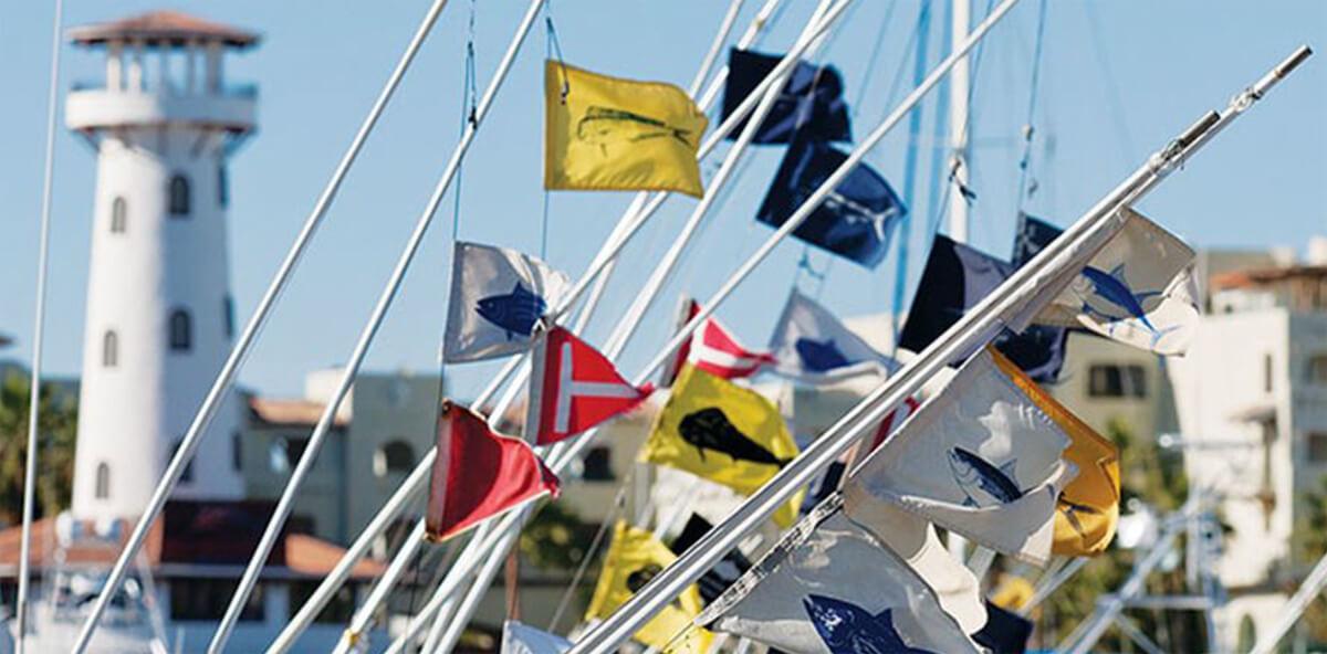 Bandiere e segnali diurni