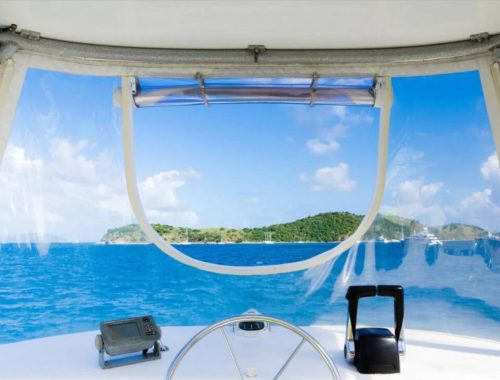 Crociera all'estero