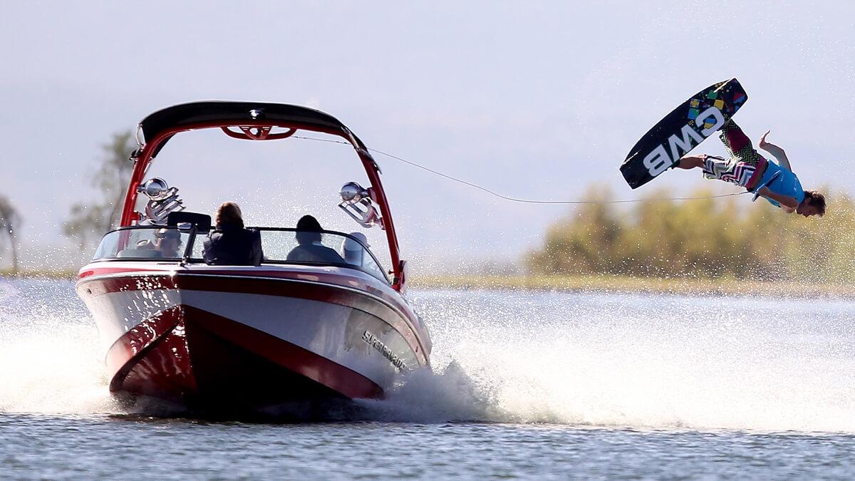 Regole di sci nautico e wakeboard