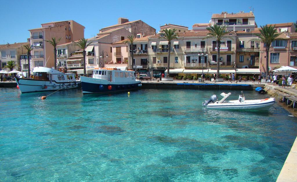 Crociera in barca arcipelago della maddalena