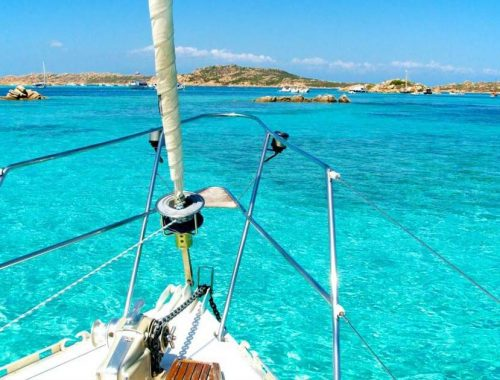 Gite in Barca nell'Arcipelago della Maddalena