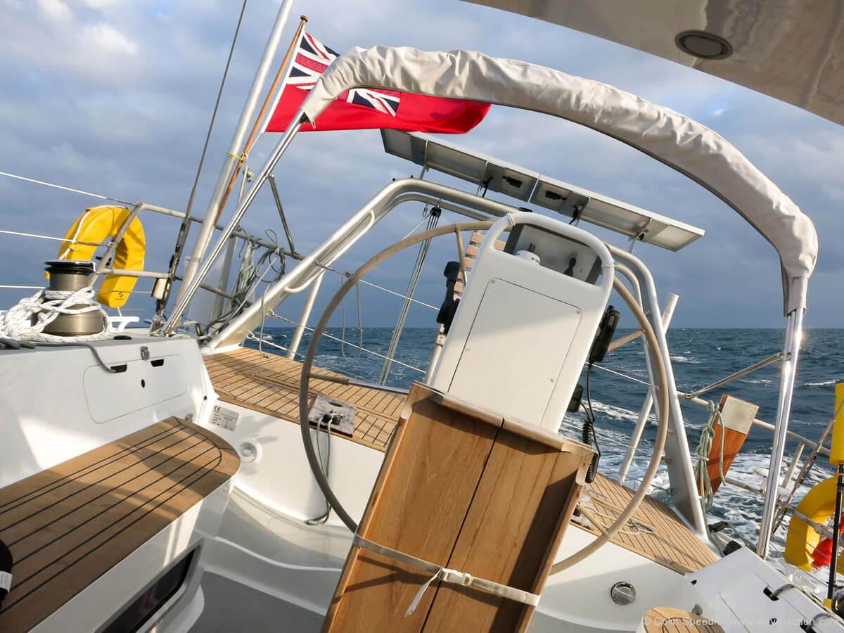 Navigazione barca
