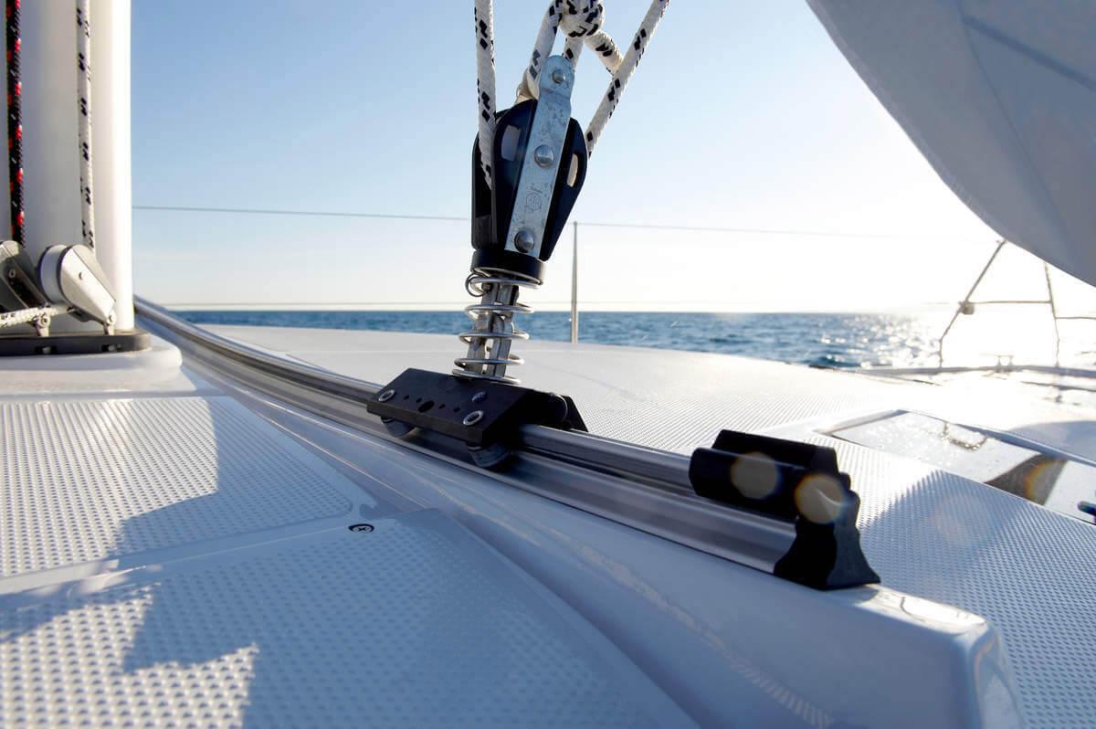 Paranco attrezzatura nautica