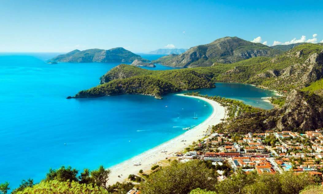 Spiaggia Olu Deniz Turchia