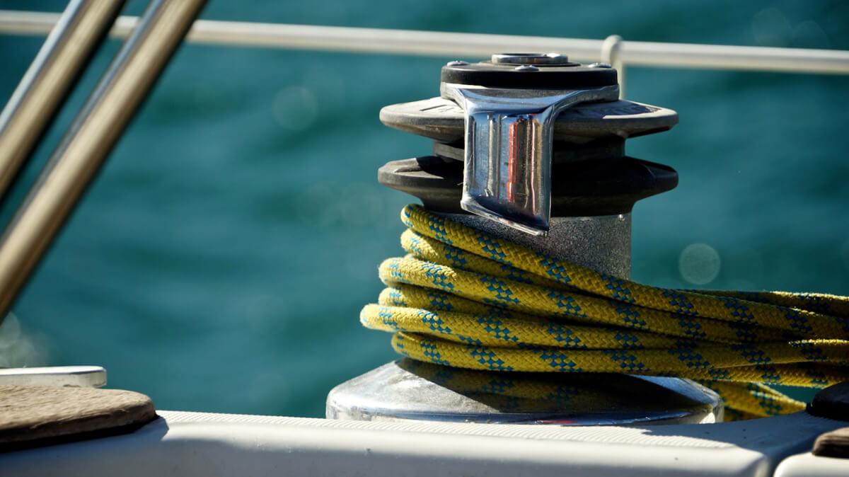 Winch accessori nautica