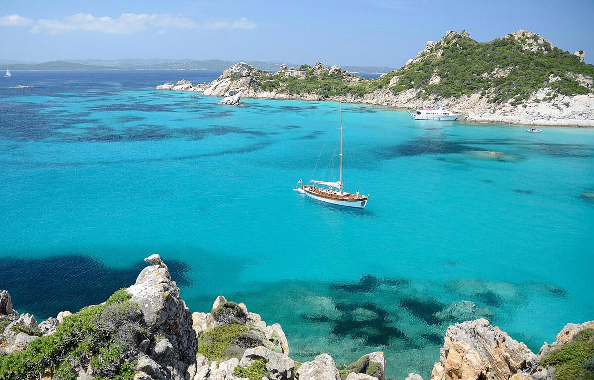vacanze in barca arcipelago della maddalena