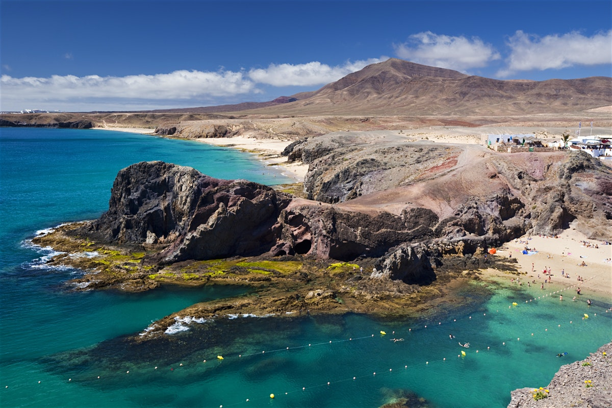 Barca a vela Lanzarote