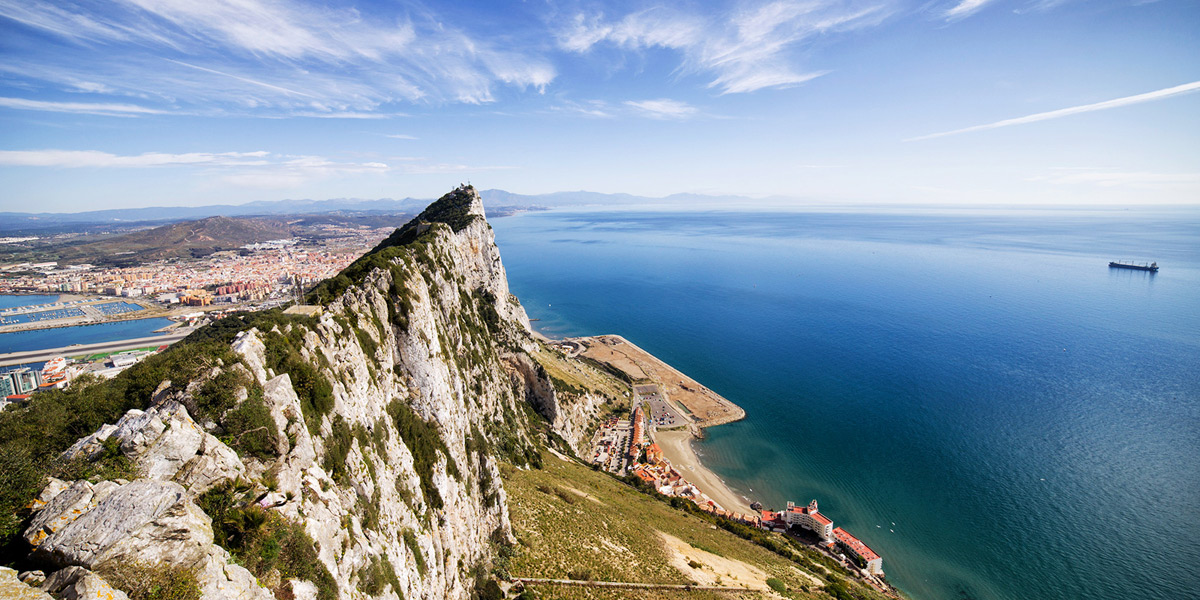 Itinerario in barca Gibilterra