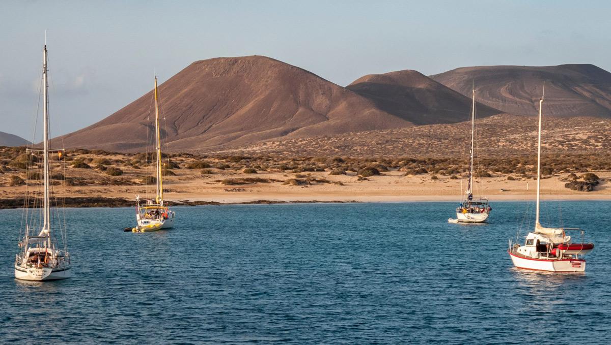 Itinerario in barca a vela Canarie