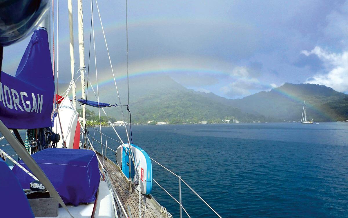 Pratiche per il giro del mondo in barca