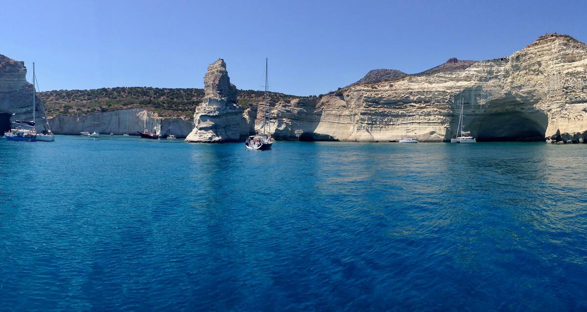 Crociera in barca Cicladi