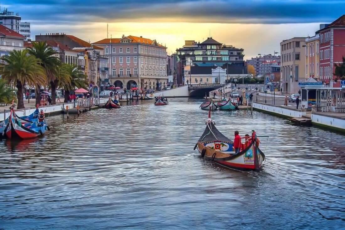 Tour barca Portogallo