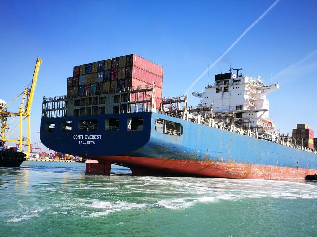Riscaldamento globale e traffico marittimo