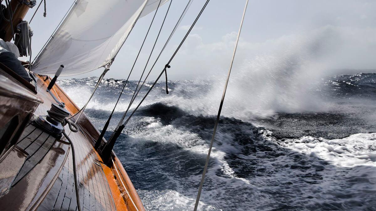 Stabilizzatori yacht