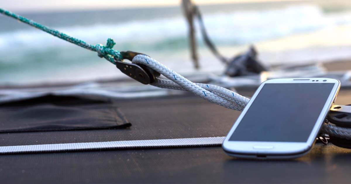 App per navigare in mare
