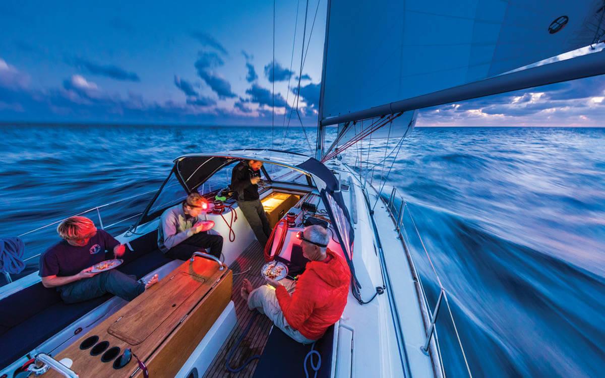Consumi energia elettrica in barca