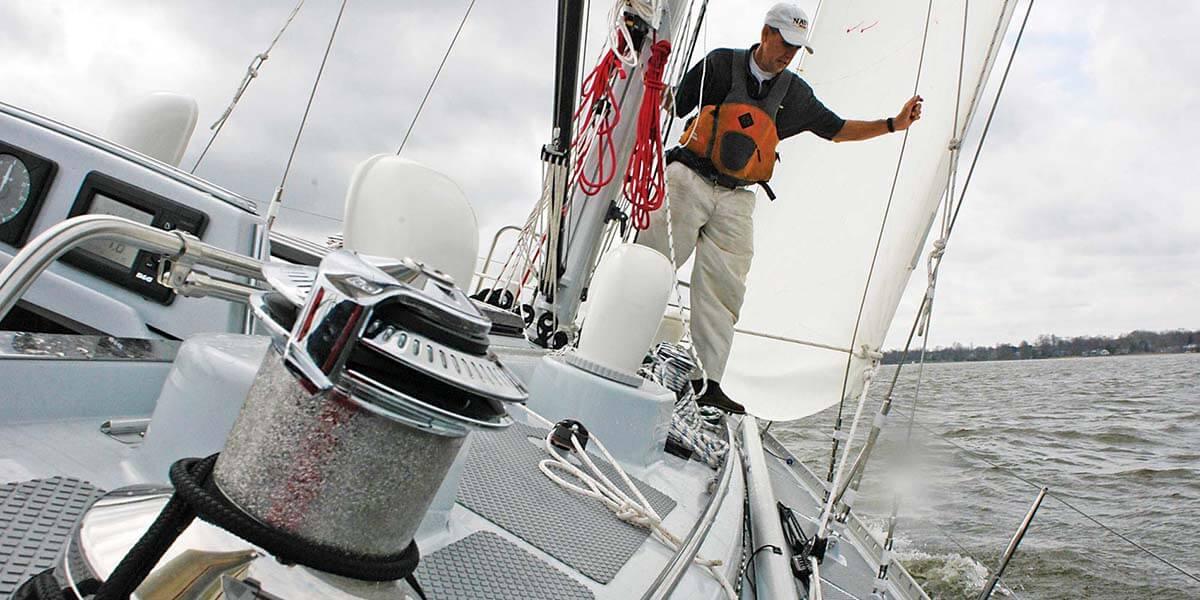 Sicurezza barca stabile