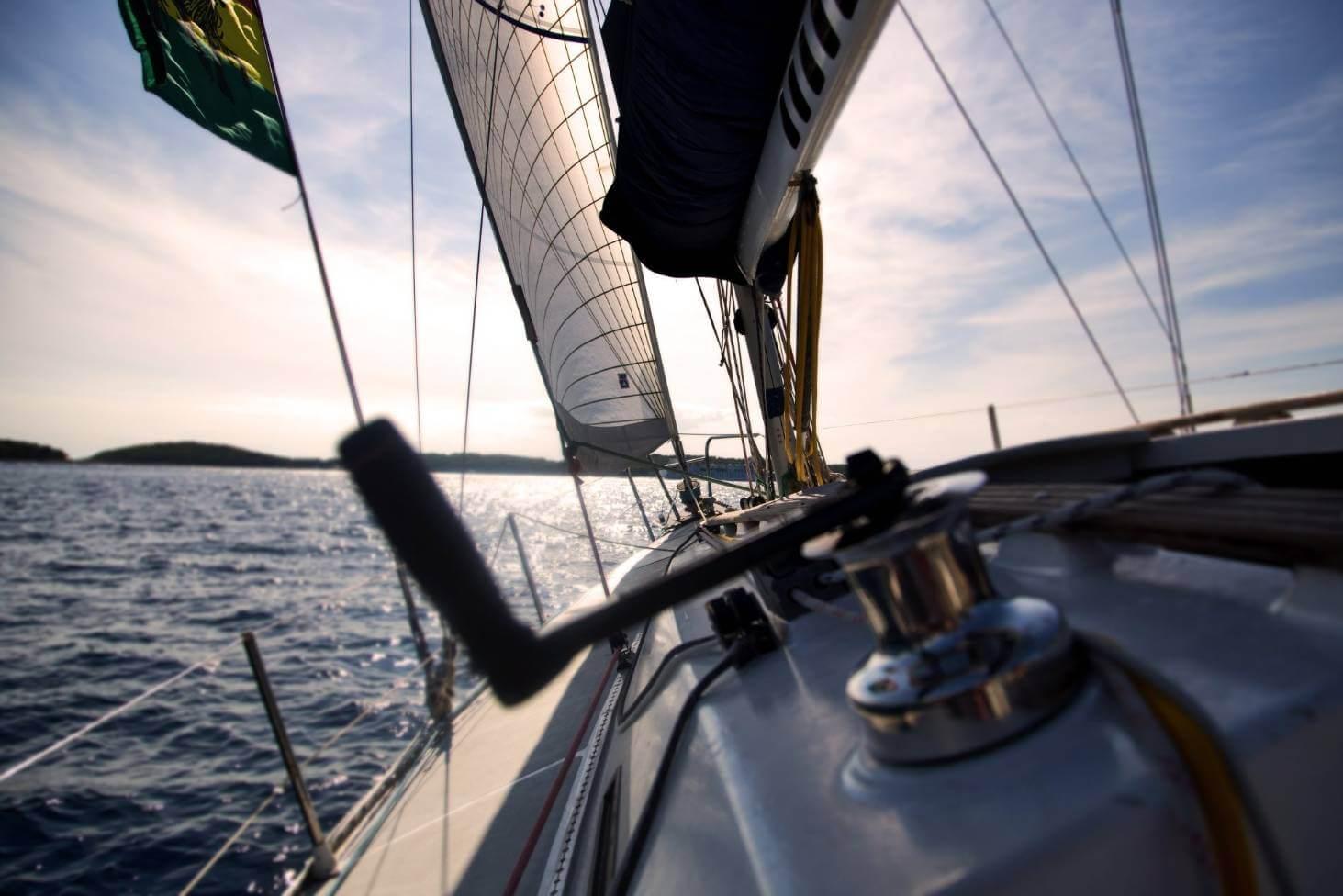Stabilità barca a vela
