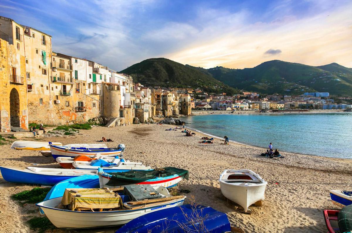Sicilia vela