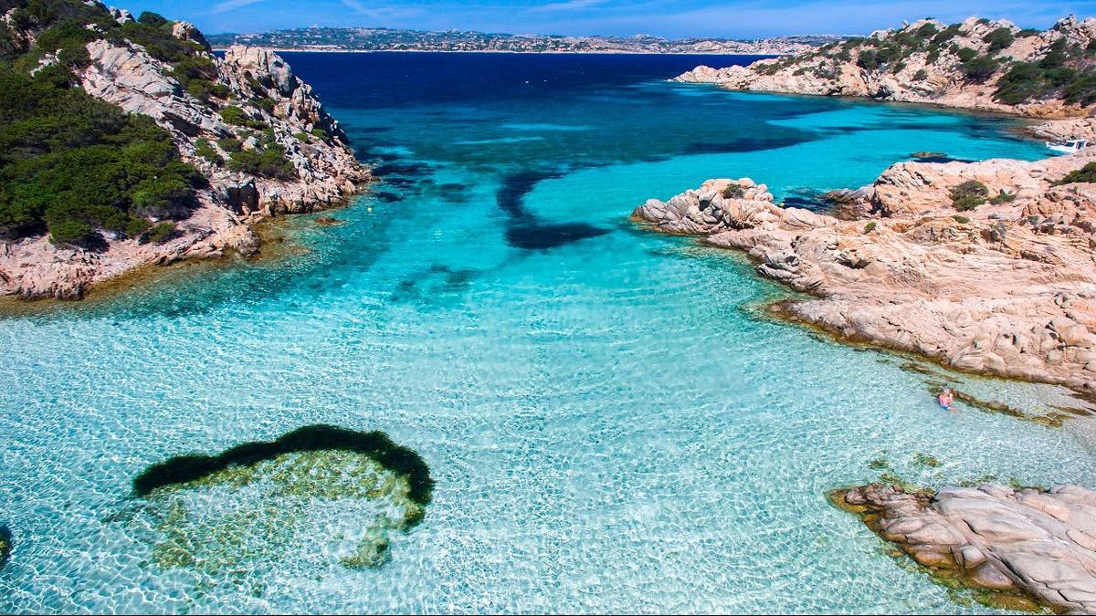 Sardegna e Corsica a vela.