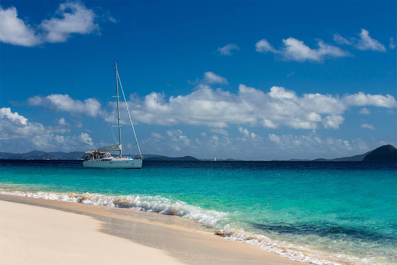 Borsa crociera caraibi