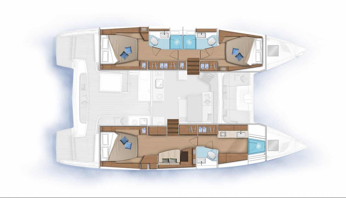 Dormire in barca