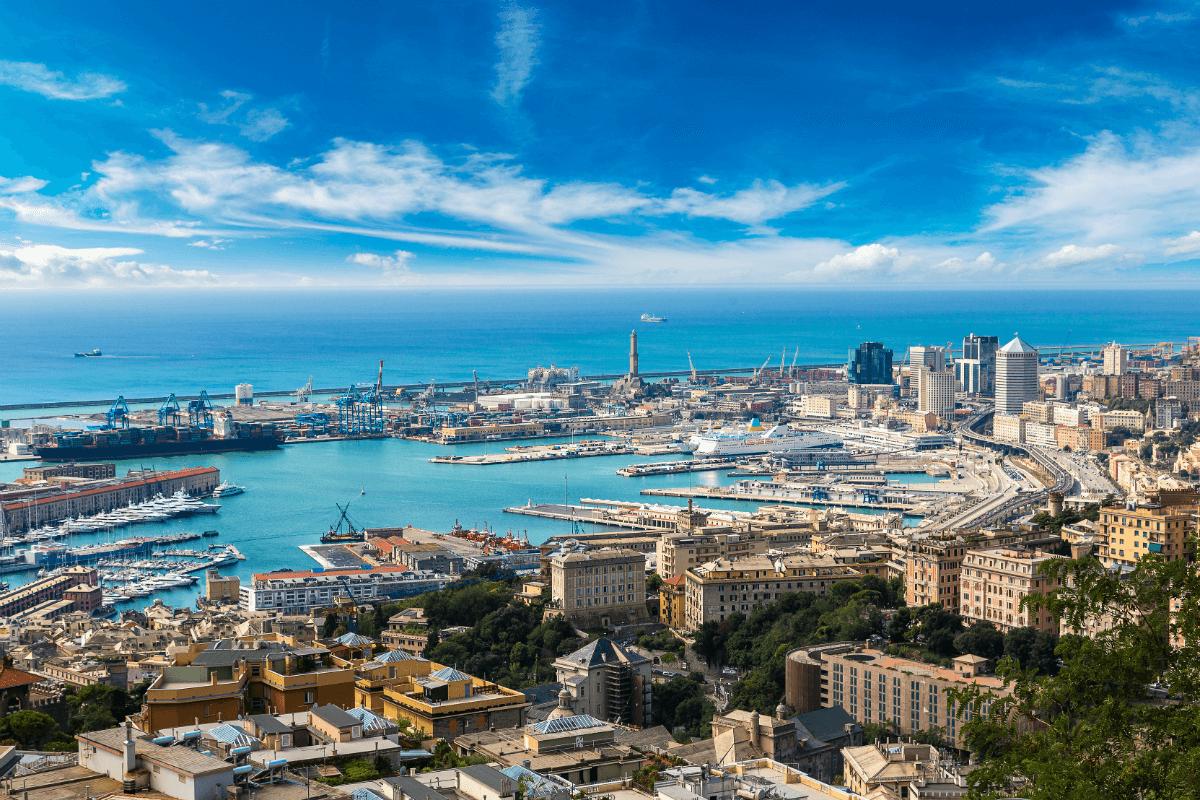 Porti città