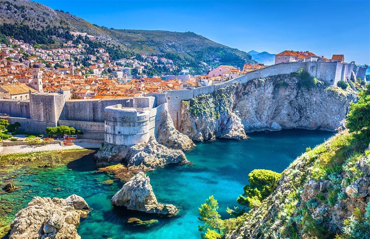 città-porto Croazia